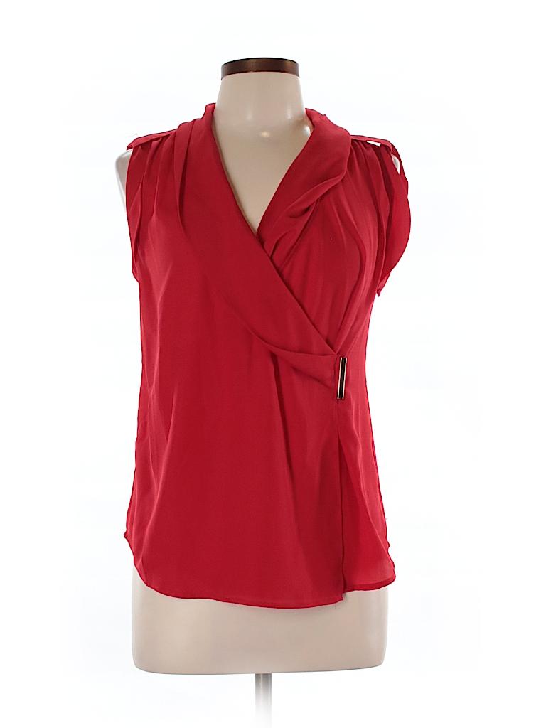 Ann Taylor Women Sleeveless Blouse Size 6