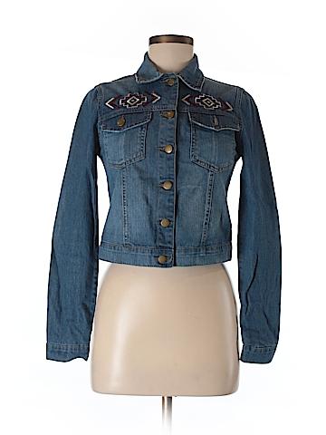 Forever 21 Women Denim Jacket Size XS