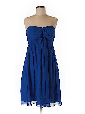 Donna Morgan Silk Dress Size 6
