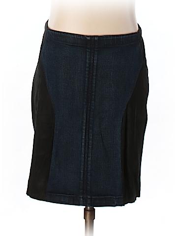Helmut Lang Denim Skirt Size 4