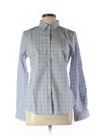 Banana Republic Long Sleeve Button-Down Shirt Size 12