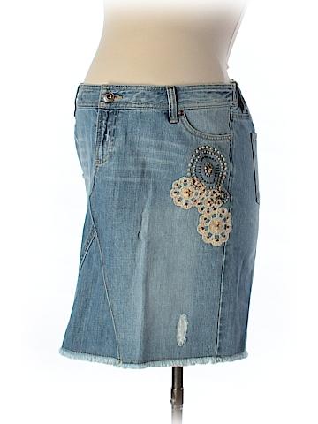 Old Navy - Maternity Denim Skirt Size 8 (Maternity)