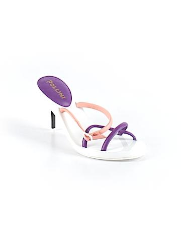 Pollini Heels Size 37 (IT)