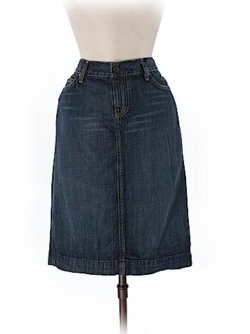 J. Crew Denim Skirt 29 Waist
