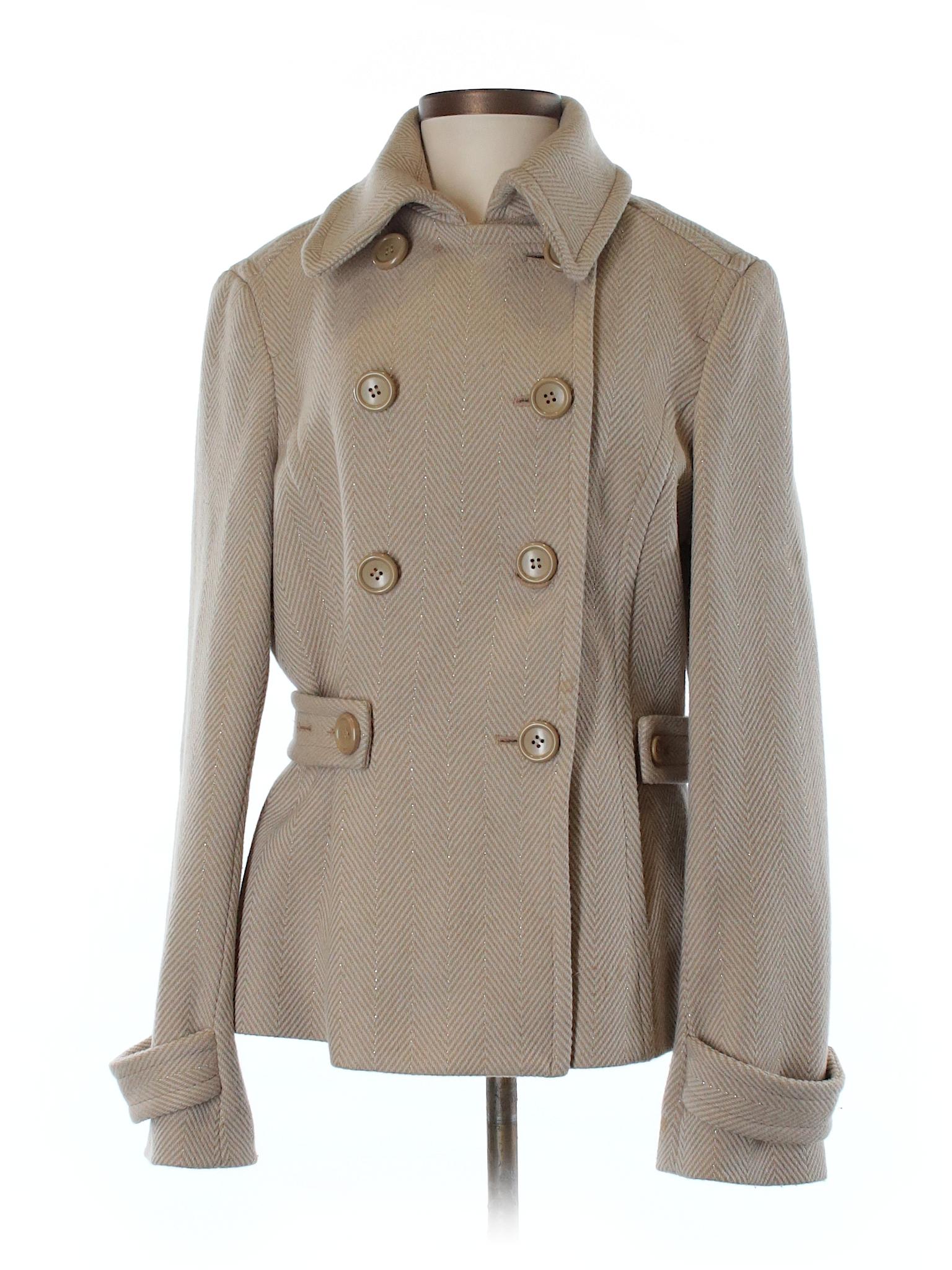 Express Design Studio Coat Wool