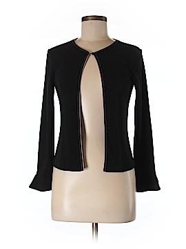 Petite Sophisticate Long Sleeve Blouse Size P