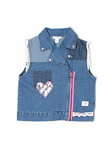 Naartjie Kids Denim Jacket Size 6