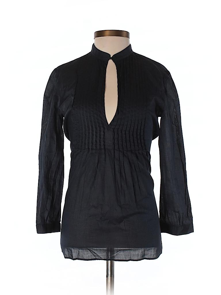Theory Women 3/4 Sleeve Blouse Size P