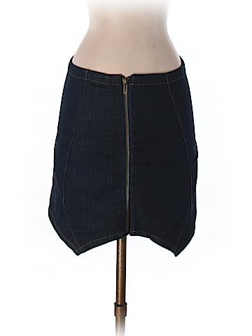 Huffer Clothing Co Denim Skirt Size XS