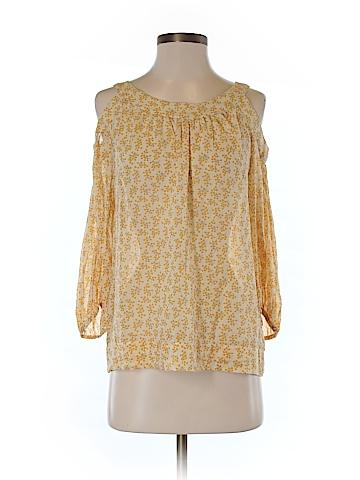 Meadow Rue 3/4 Sleeve Blouse Size 2