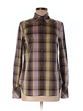 Escada Sport Long Sleeve Button-Down Shirt Size 38 (EU)