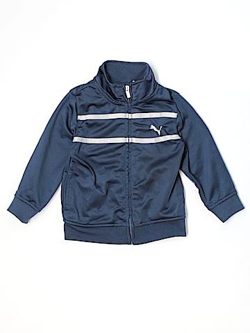 Puma Track Jacket Size 2T