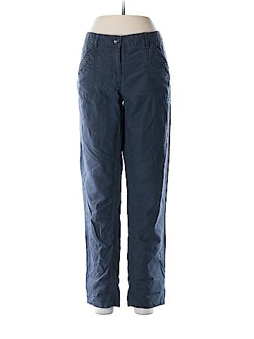 Ann Taylor LOFT Linen Pants Size 8