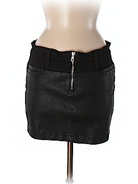 Joe's Jeans Faux Leather Skirt 28 Waist