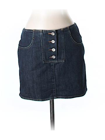 Armani Jeans Denim Skirt Size 6