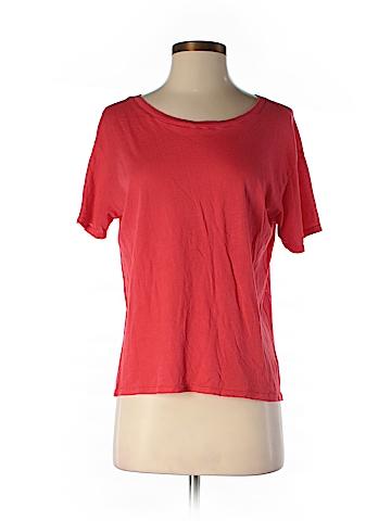 Enza Costa Short Sleeve T-Shirt Size S