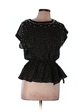 Isani Short Sleeve Blouse Size S