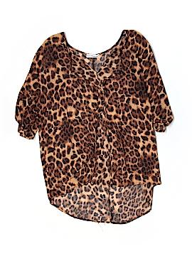 Dainty Hooligan Short Sleeve Blouse Size M
