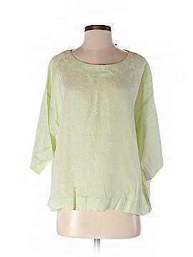 Purejill 3/4 Sleeve Blouse Size S