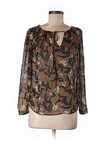 Ann Taylor LOFT Long Sleeve Blouse Size XS (Petite)