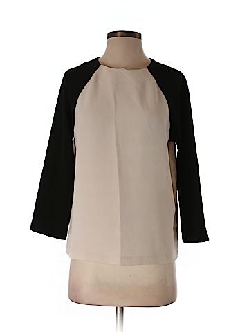 J. Crew 3/4 Sleeve Blouse Size 0