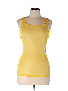 Sandro Sleeveless Silk Top Size L