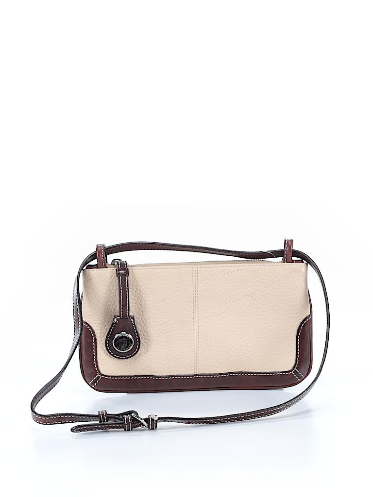 dooney bourke leather shoulder bag 74 off only on thredup. Black Bedroom Furniture Sets. Home Design Ideas
