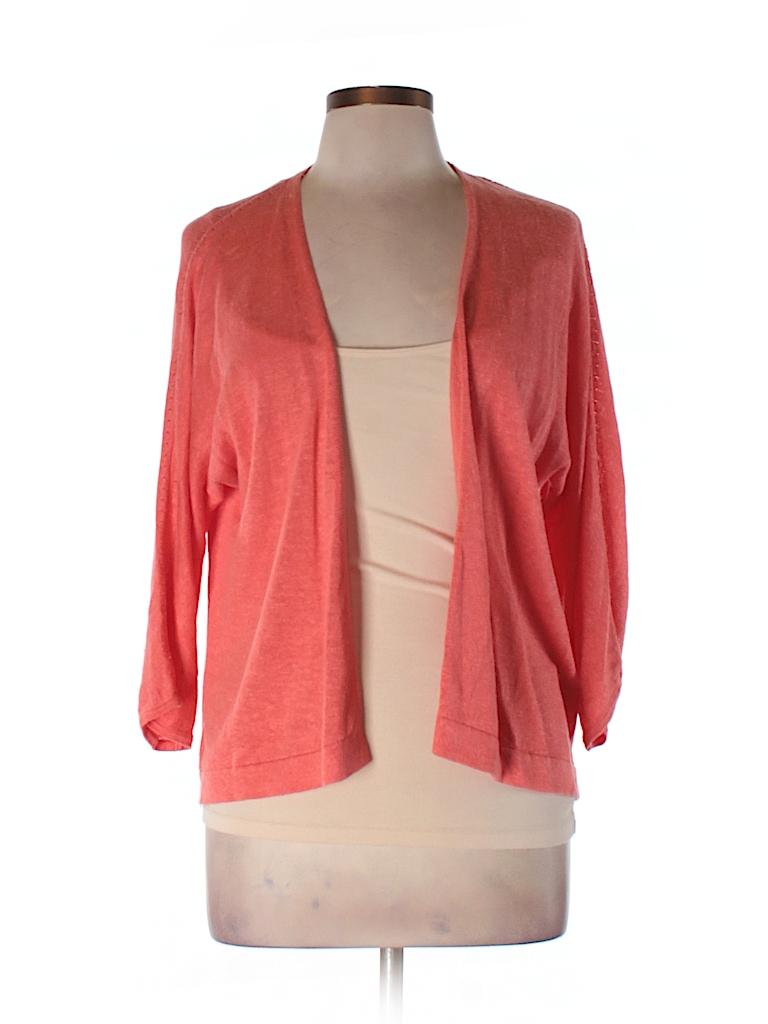 J.jill Women Cardigan Size L