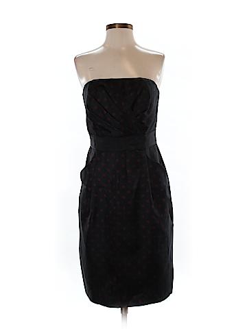 White House Black Market Silk Dress Size 6