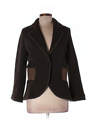 Antonio D'errico Wool Blazer Size 10