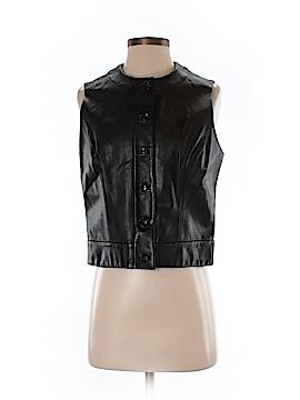 Banana Republic Leather Jacket Size 8