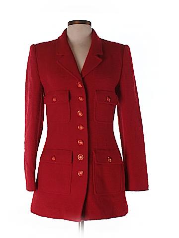 Carlisle Women Wool Blazer Size 6