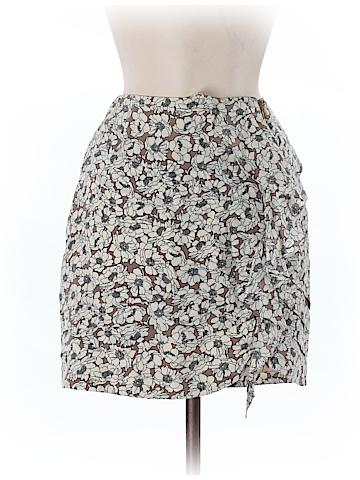 Leifsdottir Silk Skirt Size 8