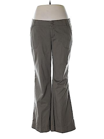 London Jean Khakis Size 12