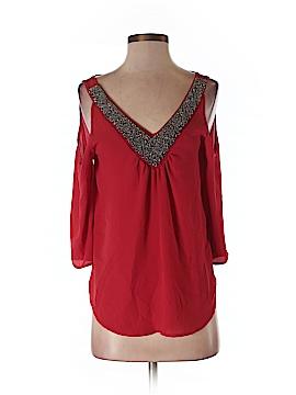 Socialite 3/4 Sleeve Blouse Size S
