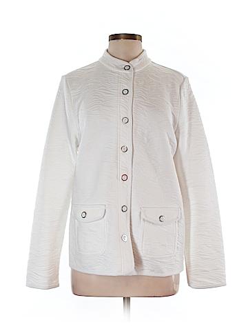 Isaac Mizrahi LIVE! Jacket Size M