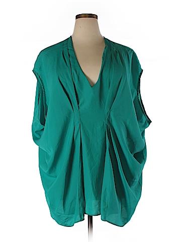 ASOS Short Sleeve Blouse Size 20 (Plus)