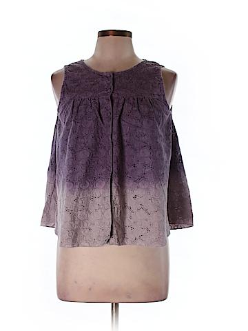 Odd Molly Sleeveless Blouse Size Med (2)