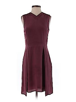 Moncollet Silk Dress Size 4