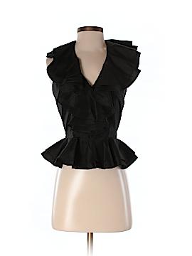 Narcisa Lang Sleeveless Blouse Size S