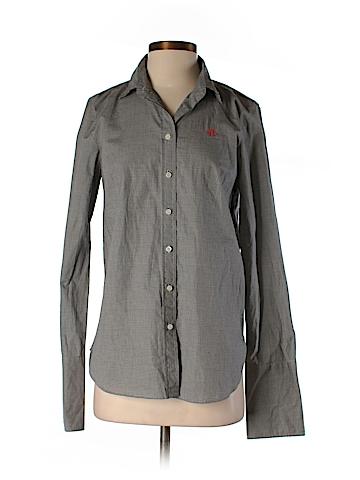 Thomas Mason for J. Crew Long Sleeve Button-Down Shirt Size 2