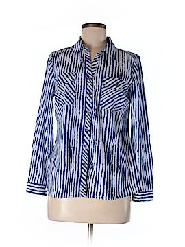 Elementz Long Sleeve Blouse Size M (Petite)