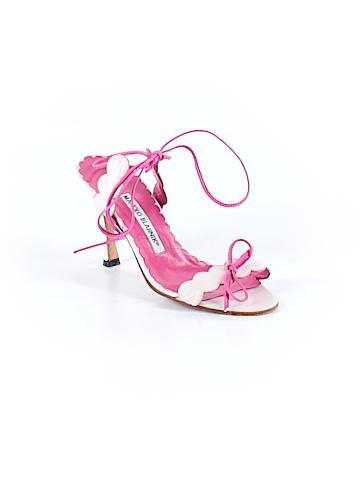 Manolo Blahnik Heels Size 35 (IT)