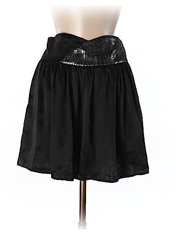 Dolce Vita Women Silk Skirt Size M