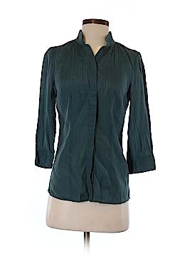 Club Monaco 3/4 Sleeve Blouse Size XS