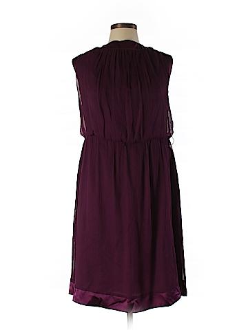 Maggy London Silk Dress Size 14