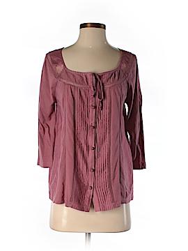 Deletta 3/4 Sleeve Blouse Size S