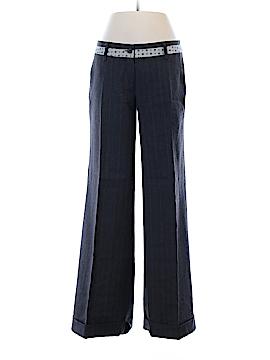 Barbara Bui Initials Wool Pants Size 40 (FR)