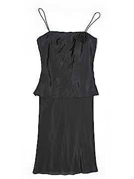 Flores & Flores Silk Dress Size 4