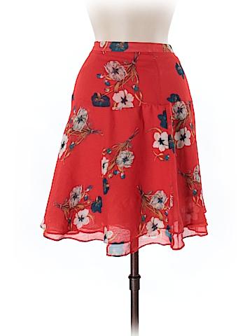 Old Navy Silk Skirt Size 13